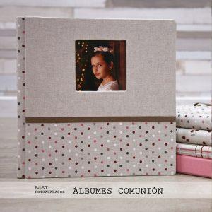 Álbumes comunión