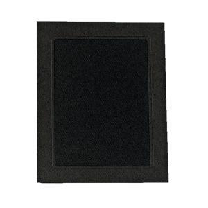 Negro huella en seco 15x20 20x20 20x25 30x40